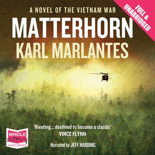 Matterhorn cover art