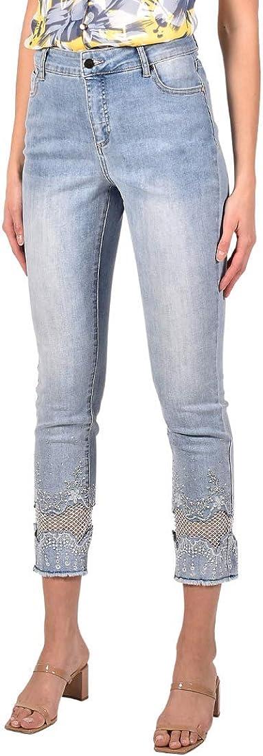 Frank Lyman Womens Style Max 60% Las Vegas Mall OFF 211104U Jeans
