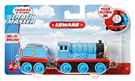 Thomas & Friends Edward GDJ57, Thomas the Tank Engine & Friends Trackmaster Large Push Along Diecast...