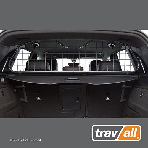 Travall® Guard Hundegitter TDG1346 - Maßgeschneidertes Trenngitter in Original Qualität