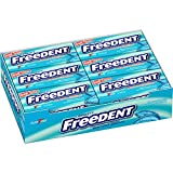 FREEDENT Spearmint Chewing Gum, 15 pieces (12 Pack)