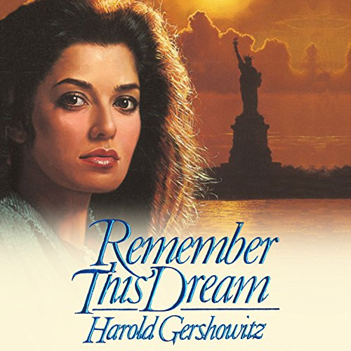 Remember This Dream audiobook cover art