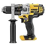 DEWALT 20V MAX Hammer Drill, 1/2-Inch, Tool Only...