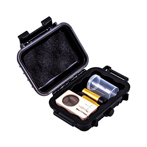 CloudTen Smell Proof Case Compatible with Magic Flight Launch Box and Mflb Accessories, Includes Case Only