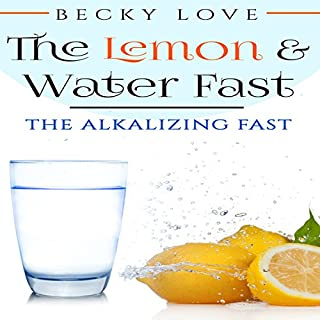 The Lemon & Water Fast audiobook cover art