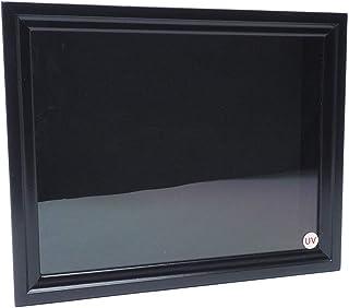 【オールブラックUVカット】小型ドイツ型標本箱(黒)