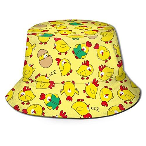BeiBao-shop Cartoon Kite Summer Bucket Fisherman Floppy Hat para Viajes Playa al Aire Libre Sombrero para el Sol