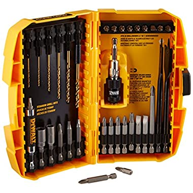DEWALT DW2530 34 Piece Magnetic Compact Rapid Load Set