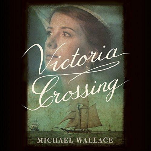 Victoria Crossing audiobook cover art