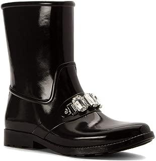 MICHAEL Michael Kors Women's Leslie Rain Bootie Rain Boots