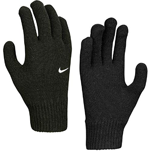 Nike Knit YA Swoosh 2.0 KIDS Handschuhe (L/XL, black/white)