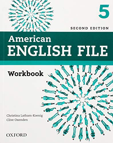 American English File: Level 5: Workbook
