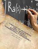 Formación del Profesorado: Física y Química: Temas 14, 15, 16, 17, 52 y 53: Bloque IV: Energética, Termodinámica y Termoquímica
