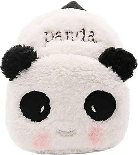 Panda Toddler Backpack Bag Animal Cartoon Small Travel Bag for Baby Girl Boy 1-3 Years Old Birthday Gift D