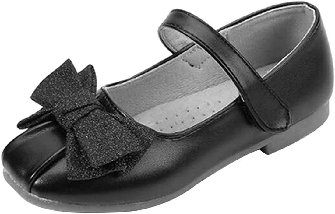 trust Fulision Girls Baltimore Mall Shoes Ballet Dress Fl Wedding Bowknot Flats Party
