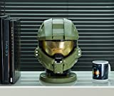 AC Worldwide MC01 Halo Masterchief - Altavoz Bluetooth, Color Verde