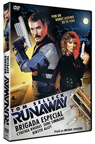 Runaway, Brigada Especial  1984 DVD