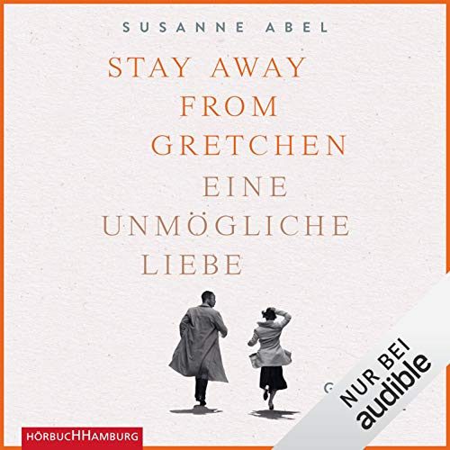 Stay Away from Gretchen (German edition) cover art