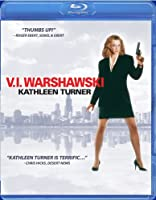 VI Warshawski [Blu-ray] [Import]