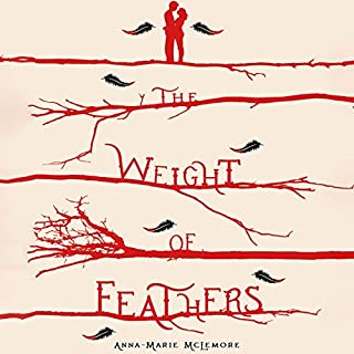 The Weight of Feathers cover art