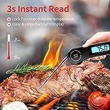 Zoom IMG-2 doqaus termometro cucina 3s lettura