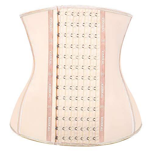 Kimikal Waist Trainer for Women Long Torso Sport Corset Belt under Clothes Tummy Control Trimmer Shapewear