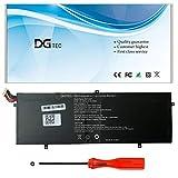 DGTEC 3587265P 3282122-2S WTL-3687265 Laptop Replacement Battery for Jumper EZBook 3 Pro V3 V4 LB10 P313R Trekstor surfbook A13B 7cables or 8 Cables(7.6V 4800mAh/36.48Wh)