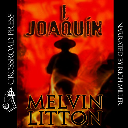I, Joaquín audiobook cover art