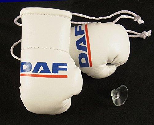 FDA DAF Trucks Mini Boxing Gloves for Lorries and Trucks