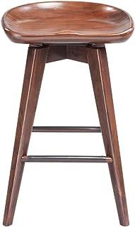 Boraam 54124 Bali Counter Height Swivel Stool, 24-Inch, Cappuccino