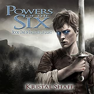 Powers of the Six cover art