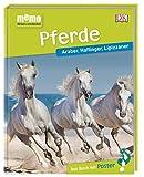memo Wissen entdecken. Pferde: Araber, Haflinger, Lipizzaner. Das Buch mit Poster! -