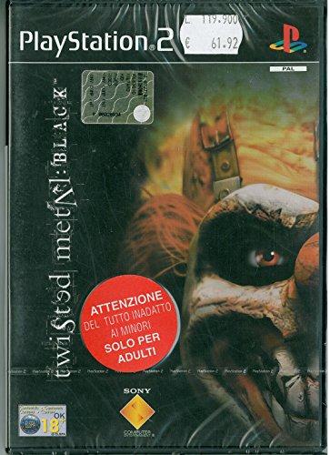 Twisted Metal: Black Videogioco Playstation 2 PS2 Nuovo Sigillato