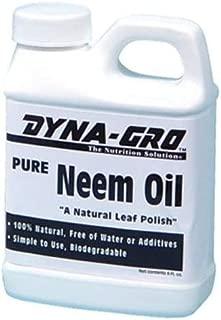 Dyna-Gro NEM-008 Neem Oil, 8 Ounces