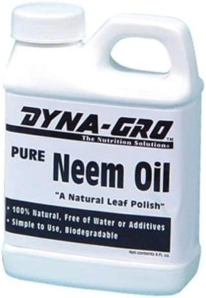 Dyna Gro NEM 008 Neem Oil 8 Ounces