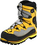 La Sportiva Men's Spantik Boot,Yellow/Grey/Black,42.5 (US Men's 9.5) D US