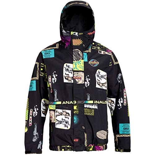 ANALOG Herren Snowboard Jacke Blast Jacket