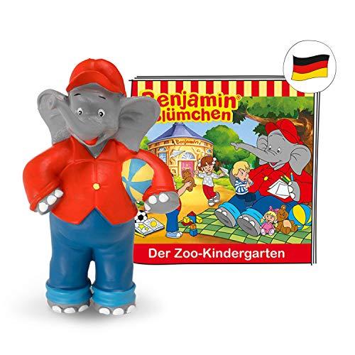 tonies Hörfiguren für Toniebox: Benjamin BLÜMCHEN Hörspiel Figur Der Zoo-Kindergarten - ca. 43 Min. - ab 3 Jahre - DEUTSCH