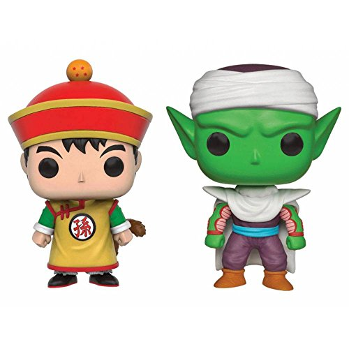 Funko POP Animation: Dragonball Z – Gohan & Piccolo – Funimation Convention Exclusive image