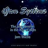 Jazz Ballad Double Time Bbm (60BPM) (Jam Track Version)