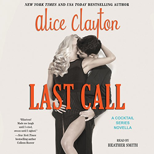 Last Call audiobook cover art