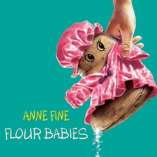 Flour Babies audiobook cover art