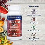 Zoom IMG-2 vitamina b6 50mg 360 compresse
