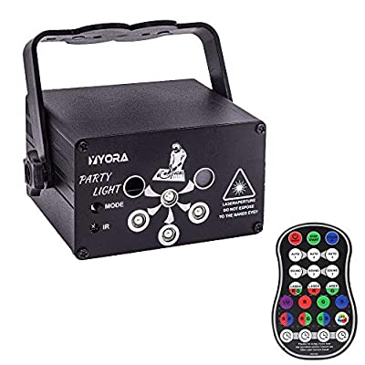 Yora Party Lights LED Stage Laser Projector - 1...