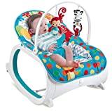 LittleStars 2 in 1 Infant to toddler rocker & bouncer chair with Vibration