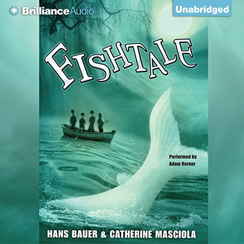 Fishtale audiobook cover art
