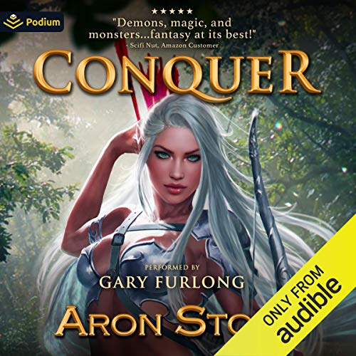 Conquer Audiobook By Aron Stone cover art
