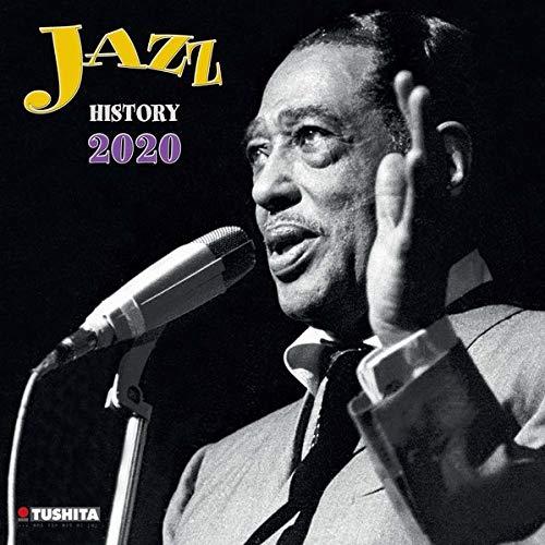 Jazz History 2020: Kalender 2020 (Media Illustration)