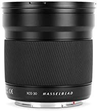Hasselblad H-3025030 XCD 30mm f/3.5 Lens for X1D Camera, Black