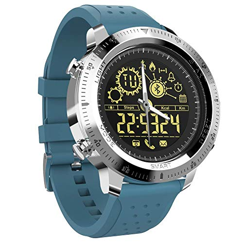 PFMY.DG Smart Watch Rastreador de Fitness Impermeable, Calorie Step Counter, para Hombres Mujeres Reloj Deportivo Inteligente al Aire Libre